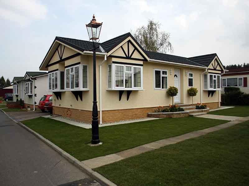 Residential Park Based In The Heart Of Kent