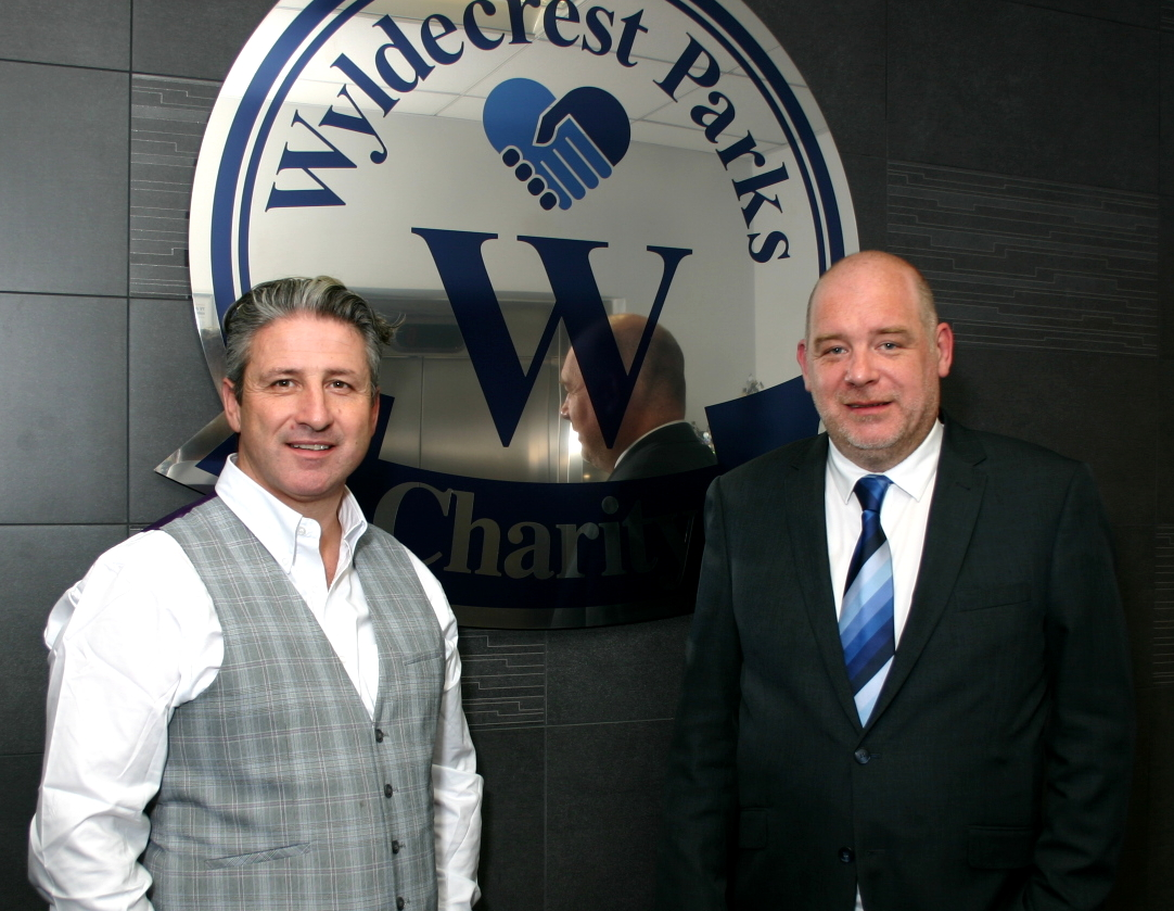 Wyldecrest Parks Charity Image