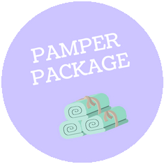 Pamper Package Icon