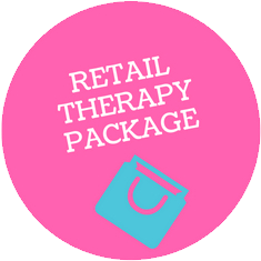 Retail Therapy Package Icon