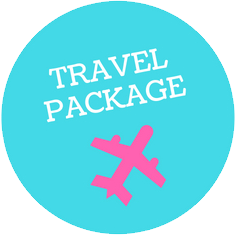 Travel Package Icon