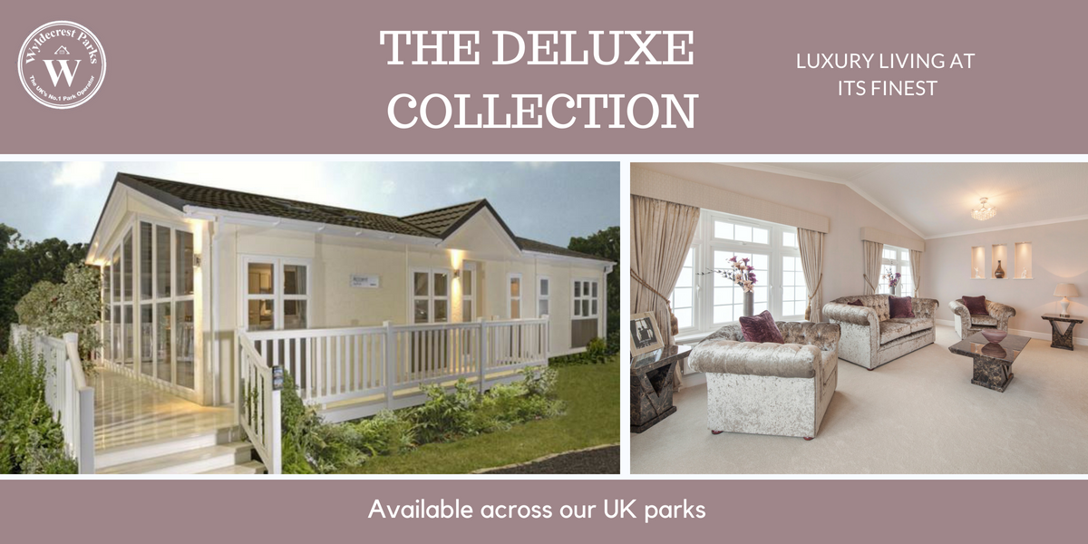 Deluxe Collection banner in Lifestyle Page