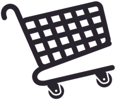 supermarket vouchers trolley image