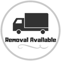 Removal Available Logo Small