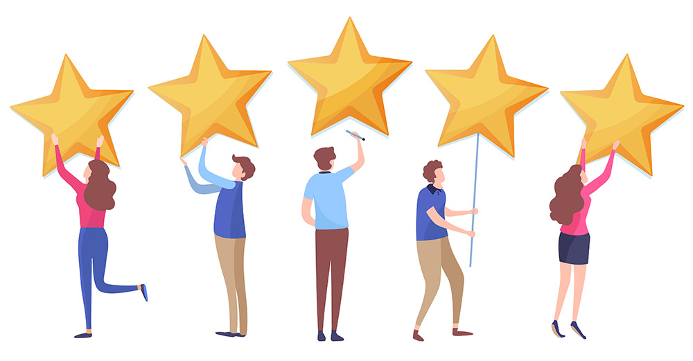 Testimonials and Customer Feedback Banner