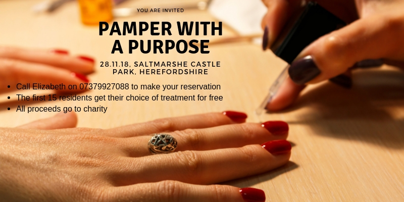 Saltmarshe Castle Park Spa Day