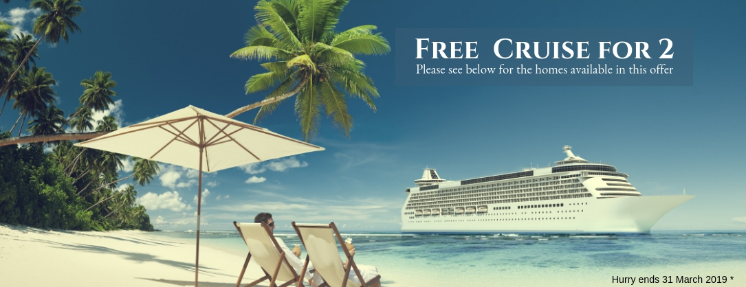 Free Cruise for two banner rectangle v3