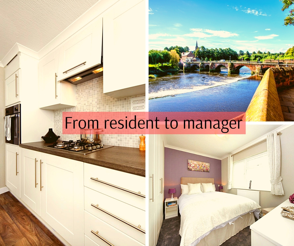 From Resident to Manager