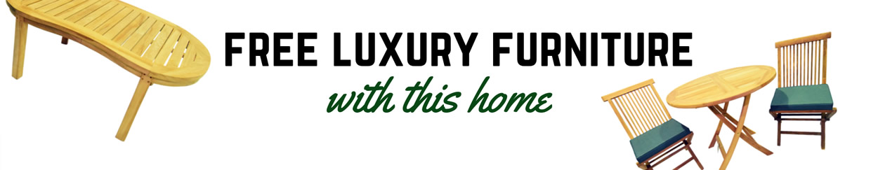 Free Luxury Furniture Offer