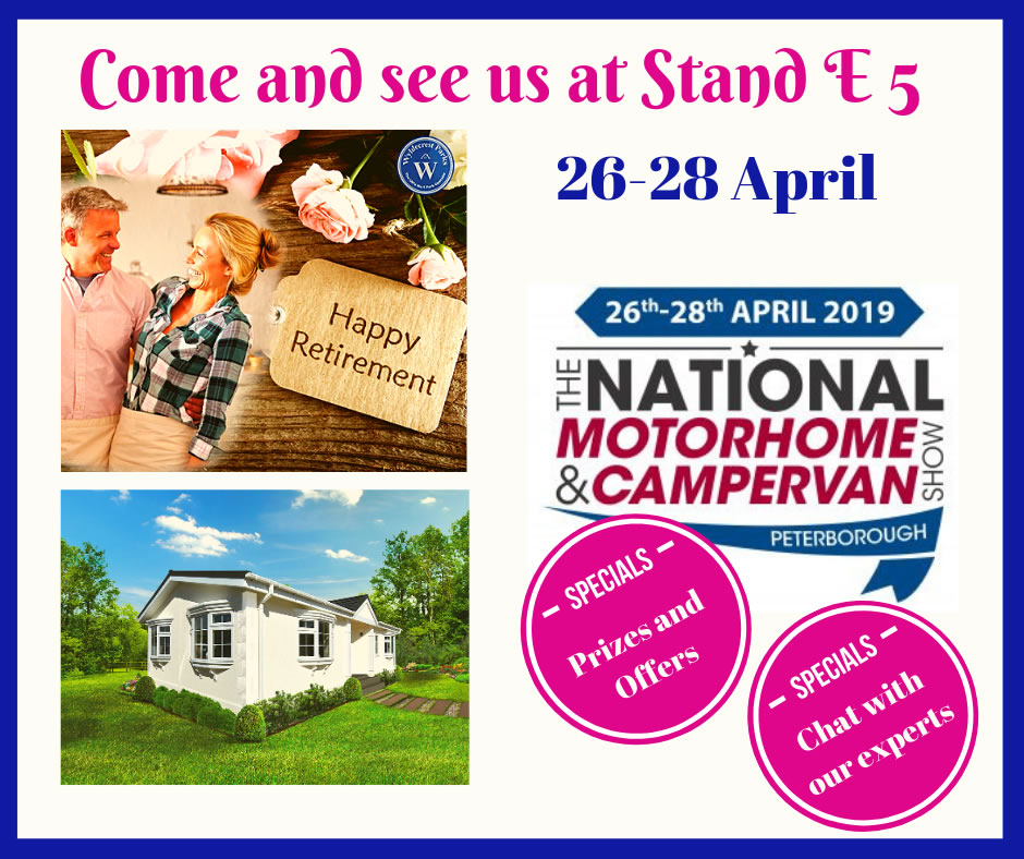 National Motorhome and Campervan Show Wyldecrest Parks
