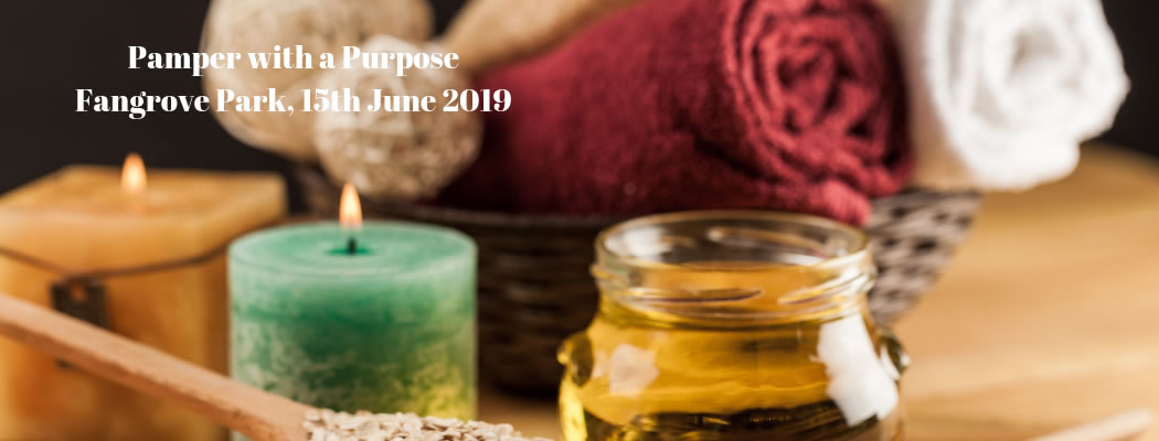 Fangrove Park Pamper Spa Day Perks Page Banner