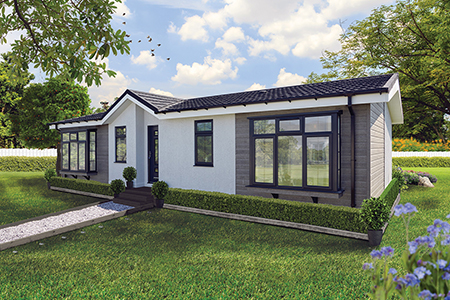 Willerby Charnwood Exterior Small