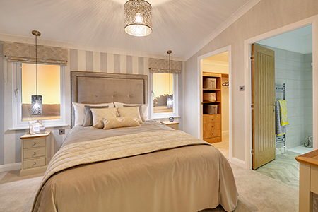 Willerby Delamere Bedroom Image Small