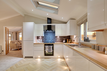 Willerby Delamere Kitchen Image Small