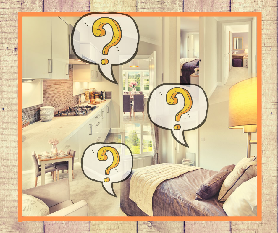 The Top 3 Park Home Questions Answered