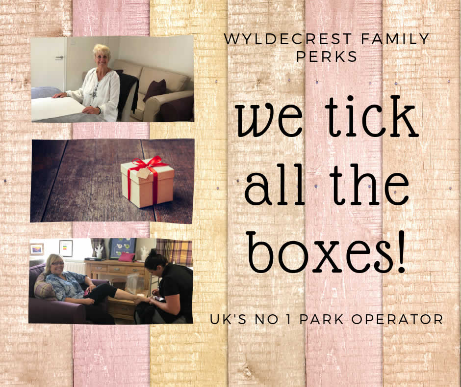 Wyldecrest Family Perms - We tick all the boxes