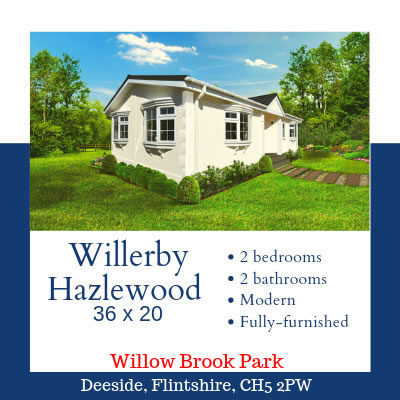 willow brook willerby hazlewood park home