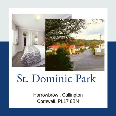 Residential Parks in Cornwall - St Dominic