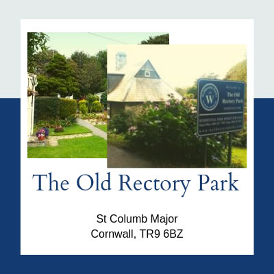 Residential Parks in Cornwall - The Old Rectory