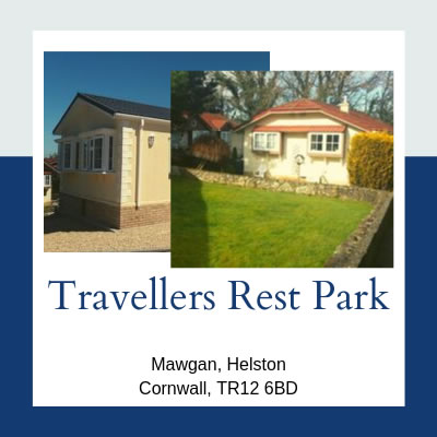Residential Parks in Cornwall - Travellers Rest