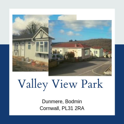 Residential Parks in Cornwall - Valley View