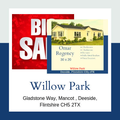 Residential Parks in Flintshire - Willow Park