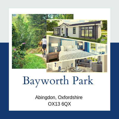 Residential Parks in Oxfordshire - Bayworth
