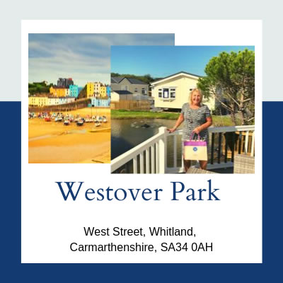 Residential Parks in Pembrokeshire Carmarthenshire - Westover