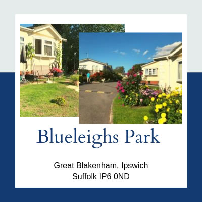 Residential Parks in Suffolk - Blueleighs