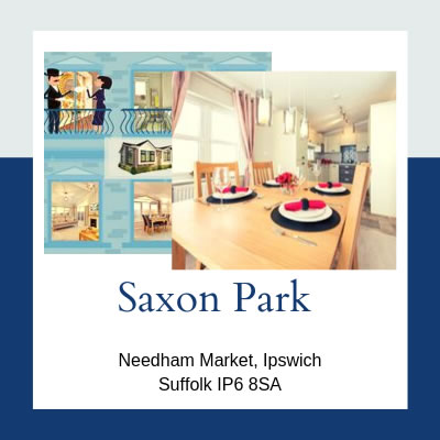 Residential Parks in Suffolk - Saxon
