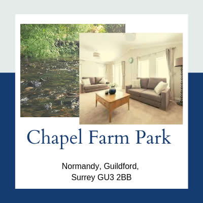 Residential Parks in Surrey - Chapel Farm