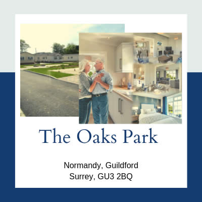 Residential Parks in Surrey - The Oaks