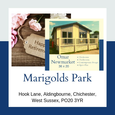 Residential Parks in West Sussex - Marigolds