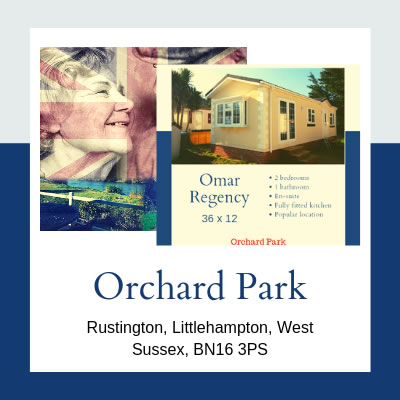 Residential Parks in West Sussex - Orchard