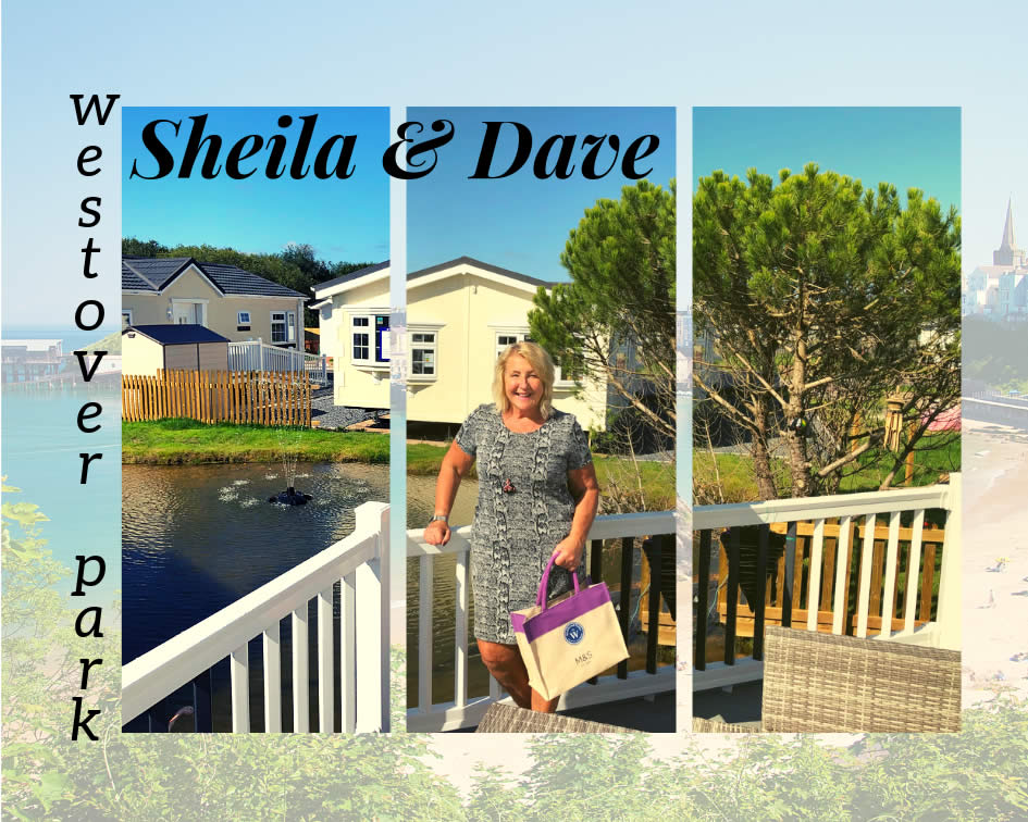 Westover Park Sheila and Dave Blog Banner