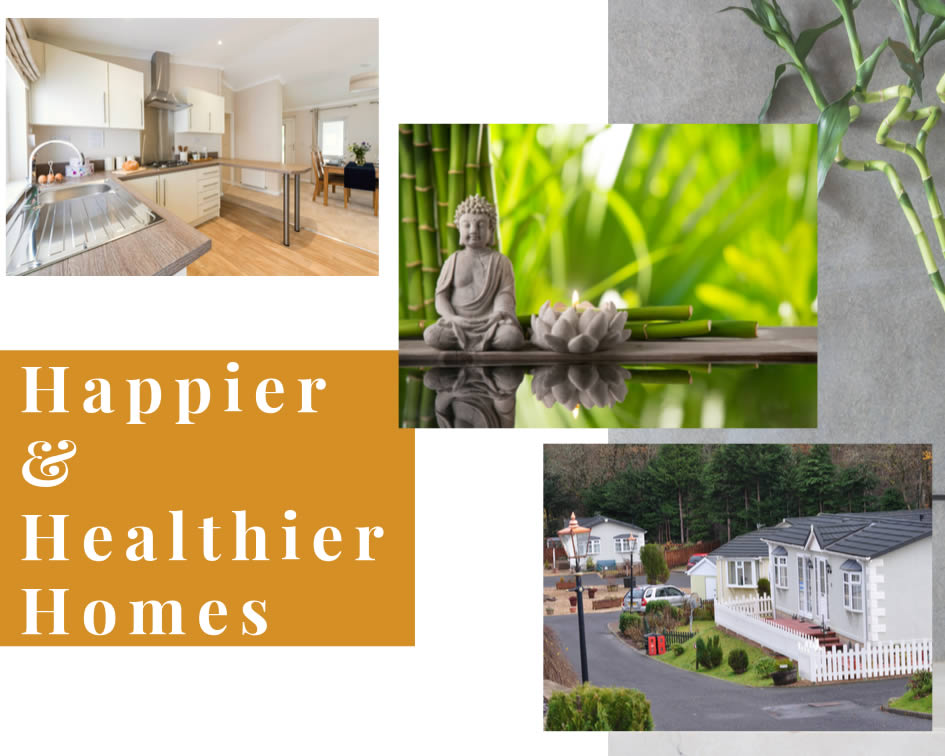 Feng Shui for the home - Happier and Healthier Homes