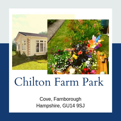 Residential Parks in Hampshire - Chilton Farm