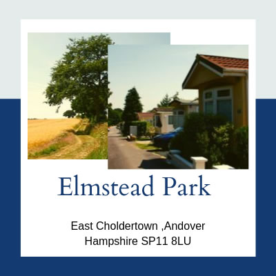 Residential Parks in Hampshire - Elmstead