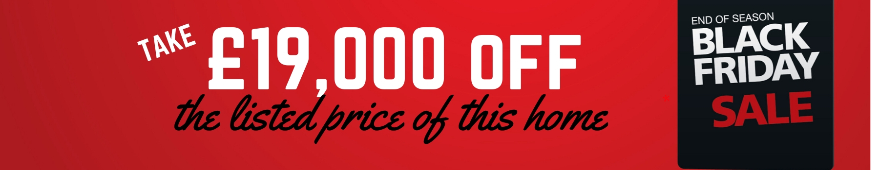 Mill House 19000 off black friday offer
