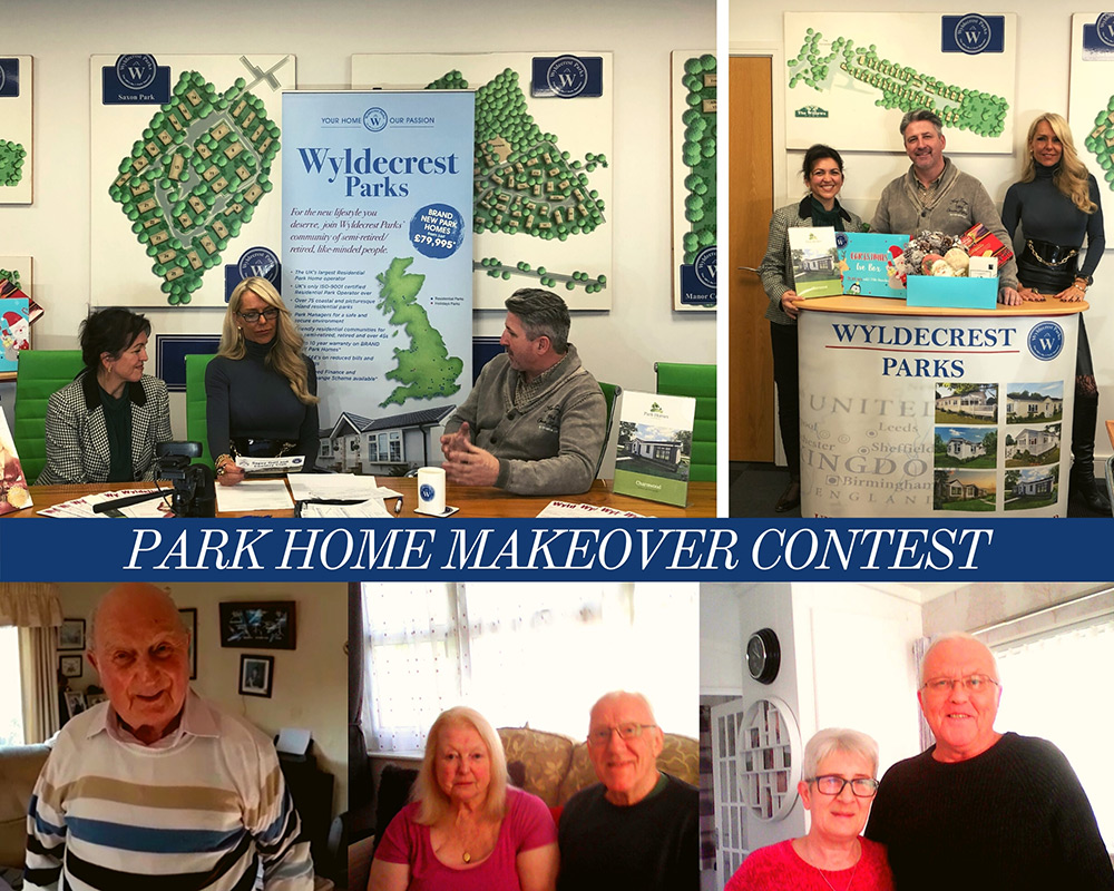 Park Home Makeover Contest - Blog Image