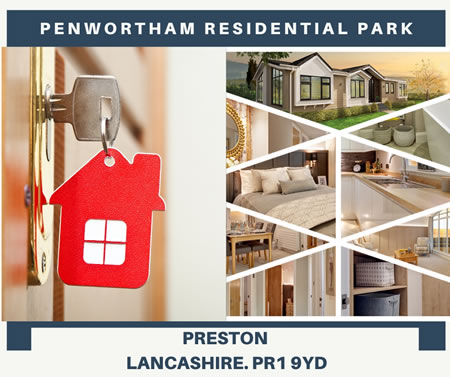 Penwortham Residential Park - Willerby Delamere Available
