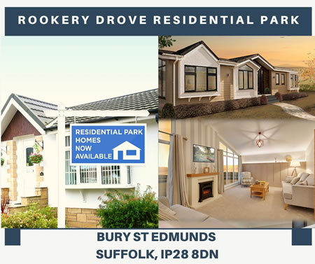 Rookery Drove Residential Park - Willerby Delamere Available