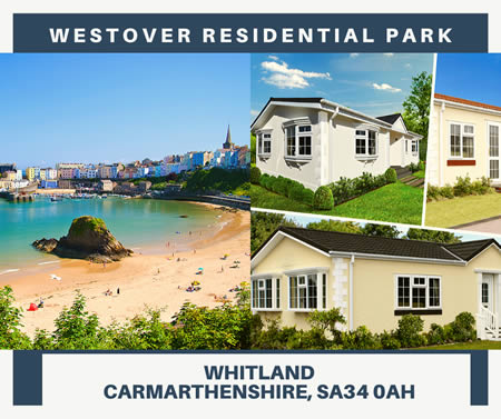 Westover Residential Park - Carmarthenshire