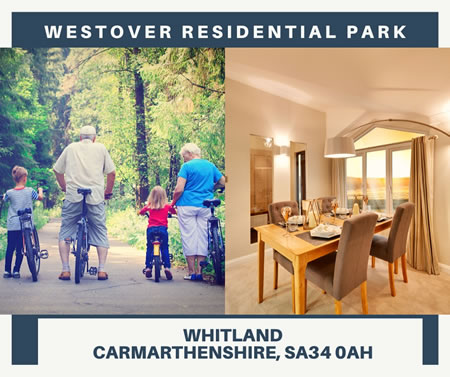 Westover Residential Park - Willerby Delamere Available