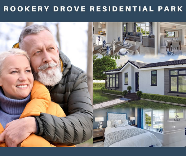 Rookery Drove Residential Park - Thumbnail Banner Image
