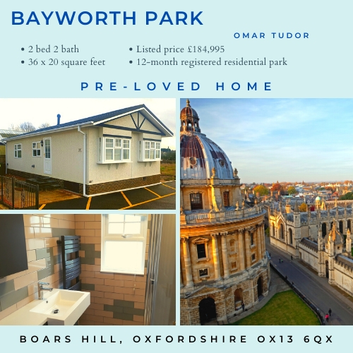 Bayworth Park Omar Tudor Home Offer