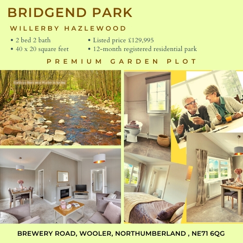 Willerby Hazlewood at Bridgend Park