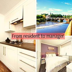 Orchard Park - From Resident to Manager