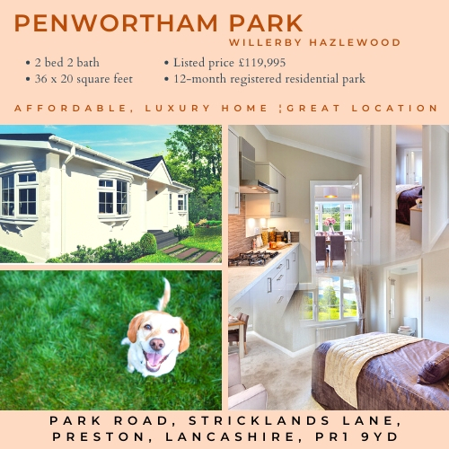 Willerby Hazlewood on Penwortham Park