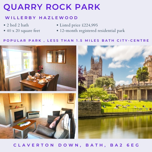 Willerby Hazlewood on Quarry Rock